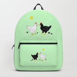 Family Hen Backpack