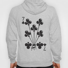 Curator Deck: The 7 of Clubs Hoody