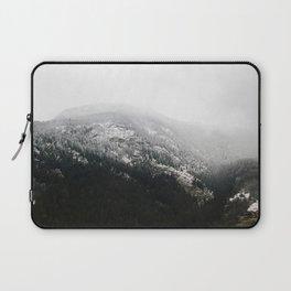 Swiss Alps - v1 Laptop Sleeve