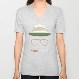 Movie Icons: Fear and Loathing in Las Vegas Unisex V-Neck