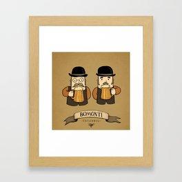 Bomonti, Istanbul Framed Art Print