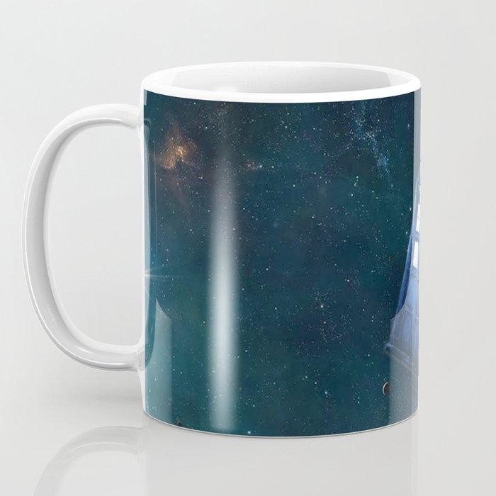 tardis doctor who Coffee Mug