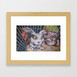 i want this one . Framed Art Print