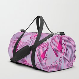 Fuchya Duffle Bag