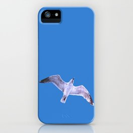 Seagull - quote iPhone Case
