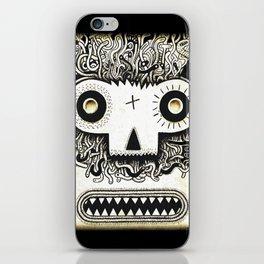 Wormface 2 iPhone Skin