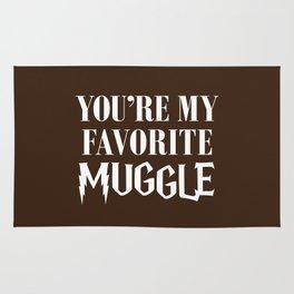 You're my favorite muggle Rug