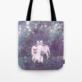 Summer Court Tote Bag