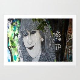 INES Art Print