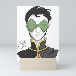 Boy Wonder Mini Art Print