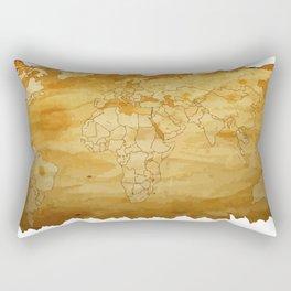 It's an old world Rectangular Pillow
