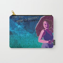 Can you keep a secret? Carry-All Pouch