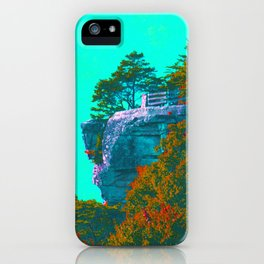 Breaks Cliffside iPhone Case