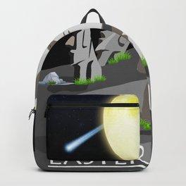 Easter Island Backpack