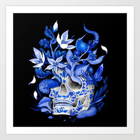 Beauty Immortal Art Print