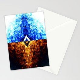 Split Alternate Stationery Cards