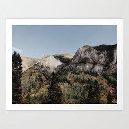 Angel Creek Art Print