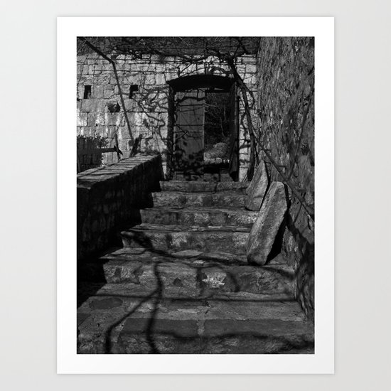 Passage Out Art Print