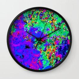 In a beautiful time Wall Clock