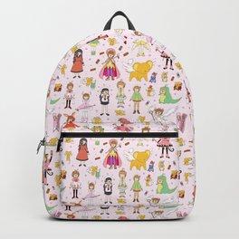 Cutest Cardcaptor! Cardcaptor Sakura Doodle Backpack