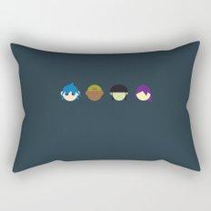 Famous Capsules - Gorillaz Rectangular Pillow