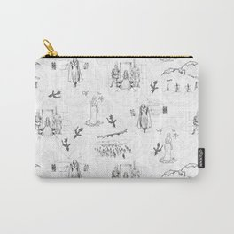 GoT: Mother Of Dragons Toile Carry-All Pouch