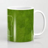gravity falls Mugs featuring Gravity Falls by pondlifeforme