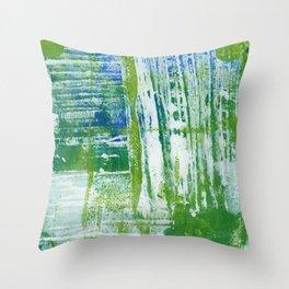 Abstract No. 86 Throw Pillow
