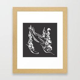 Ghost Trees : I Framed Art Print