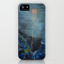 The Golden Light iPhone Case