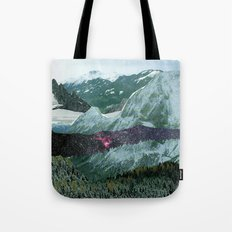 Experiment am Berg 15 Tote Bag