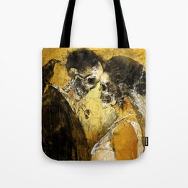 'Til Death do us part Tote Bag