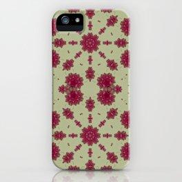 Magnolia Star iPhone Case