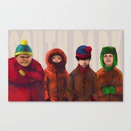 South Park Canvas Print