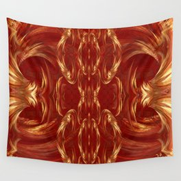 Conceptual Connectivity Wall Tapestry