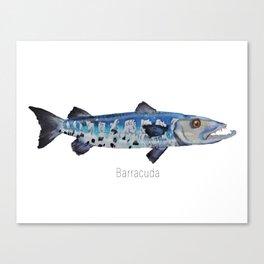 baraCUTEah Canvas Print