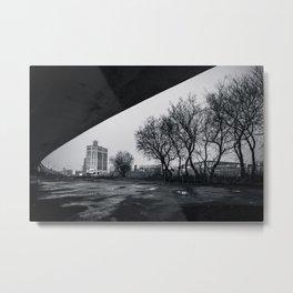 Tower view Metal Print