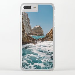 Cabo San Lucas Clear iPhone Case