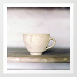 cup of kindness Art Print