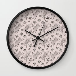 rhea ii Wall Clock