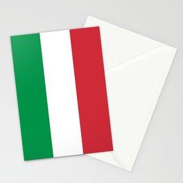 Italy Flag Italian Patriotic Stationery Cards