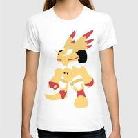 digimon T-shirts featuring Rapidmon  by JHTY