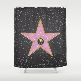 Movie Star Shower Curtain