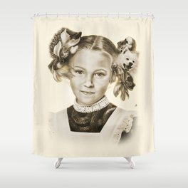 Childhood Pets Shower Curtain