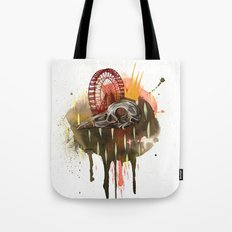 Of Madness Tote Bag