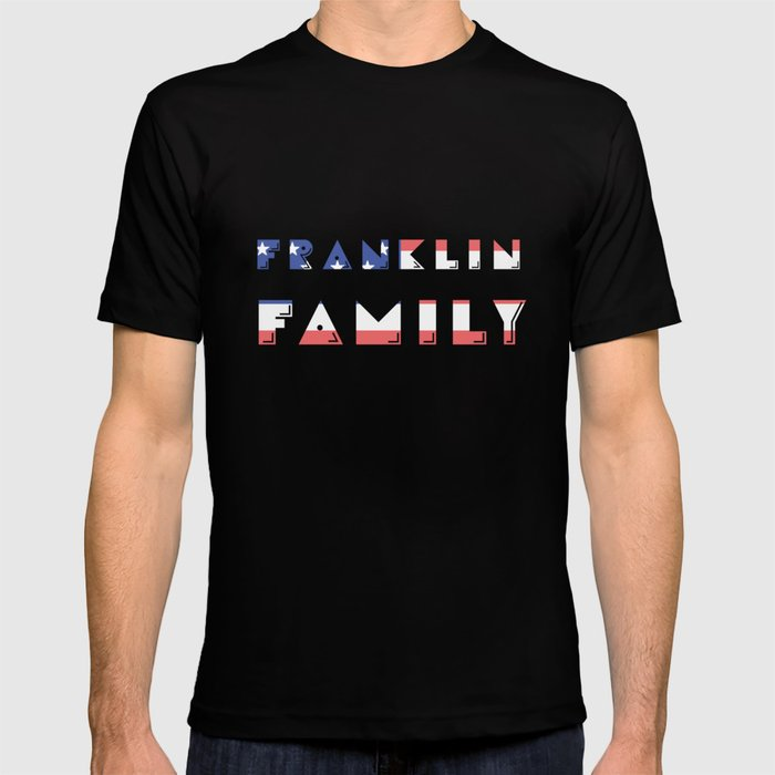 Franklin Family T-shirt