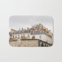 A walk in Paris Bath Mat