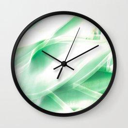 oh so green Wall Clock