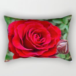 Rose revolution Rectangular Pillow