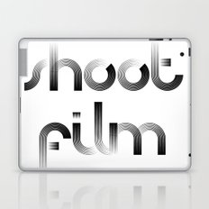 Shoot Film Laptop & iPad Skin